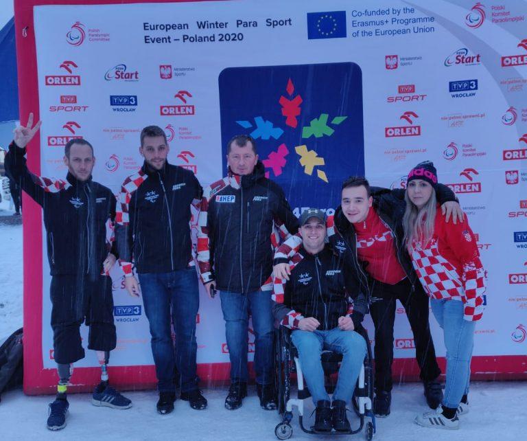 European Winter Para Sports Event u Poljskoj 5
